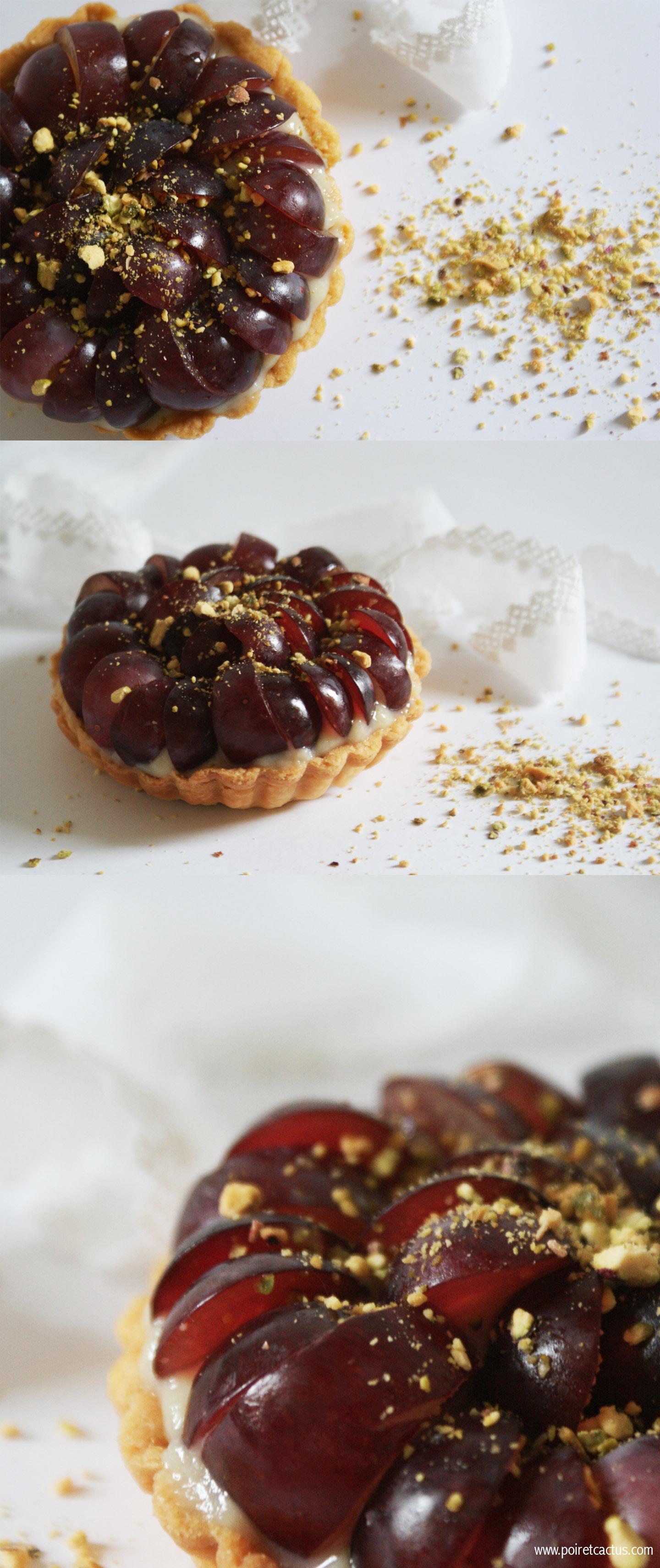 recette_tartelette_aux_raisins