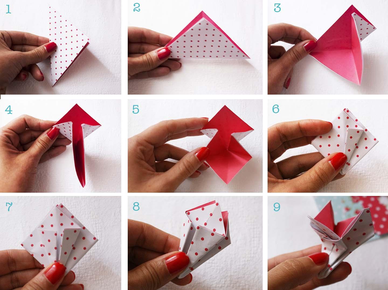 l 39 origami s 39 invite nos tables pour les fleurir poire cactus. Black Bedroom Furniture Sets. Home Design Ideas