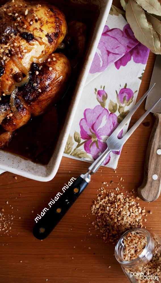 poiretcactus_recette_plat_poulet_sucré_miel