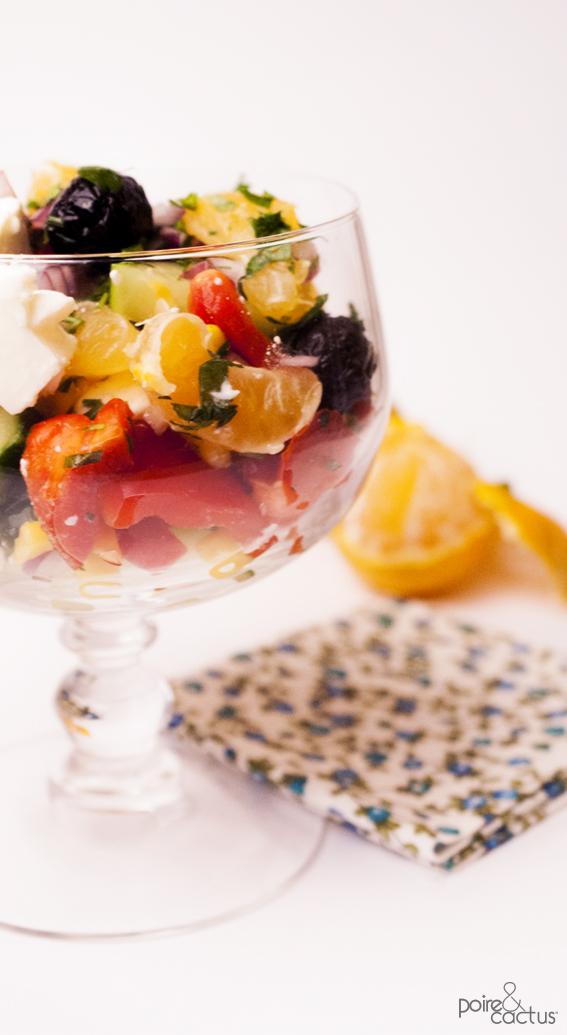 recette_salade_concombre_clementine_poiretcactus