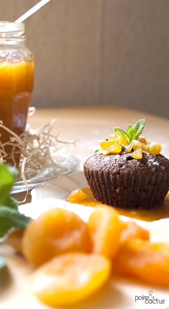 muffins_chocolat_compote_abricot_poiretcactus.com
