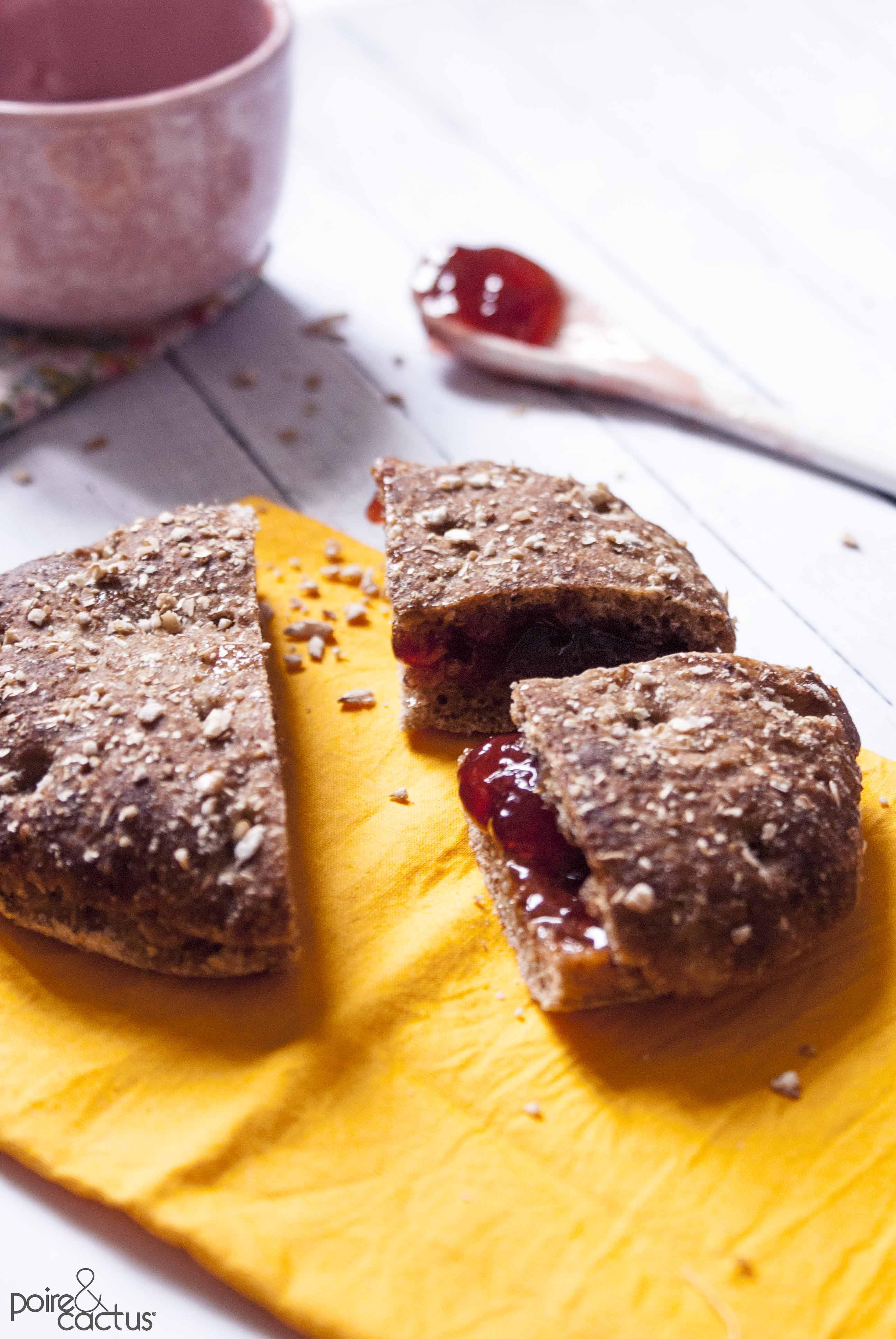 recette confiture fraise argousier