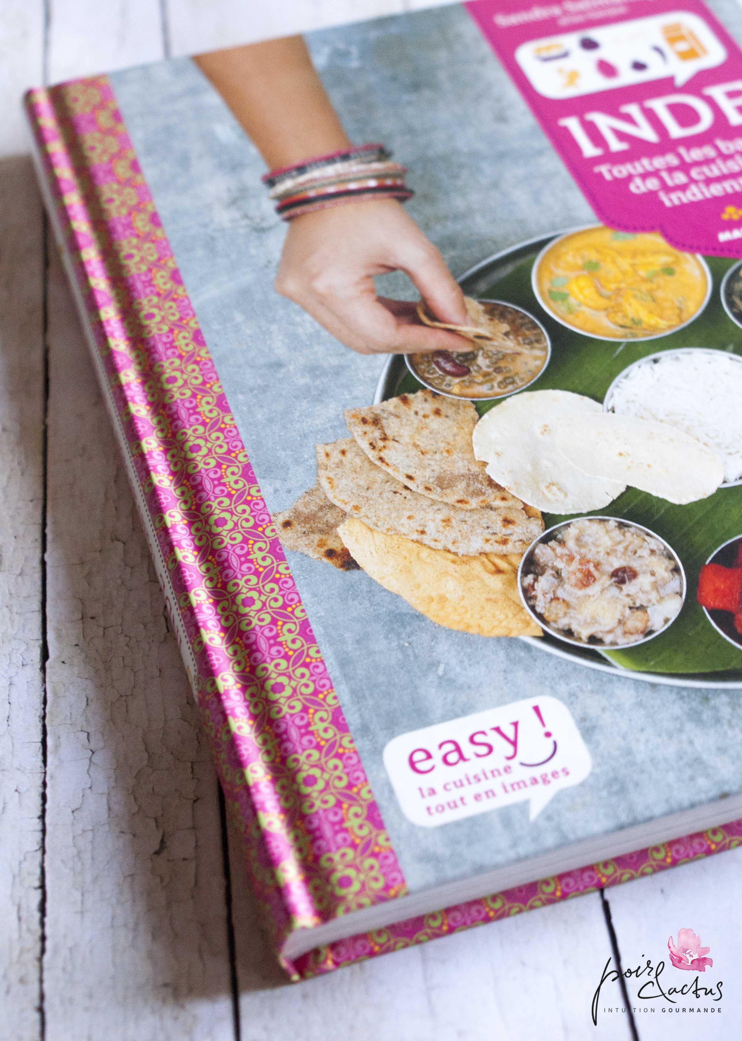 livre recette cuisine indienne