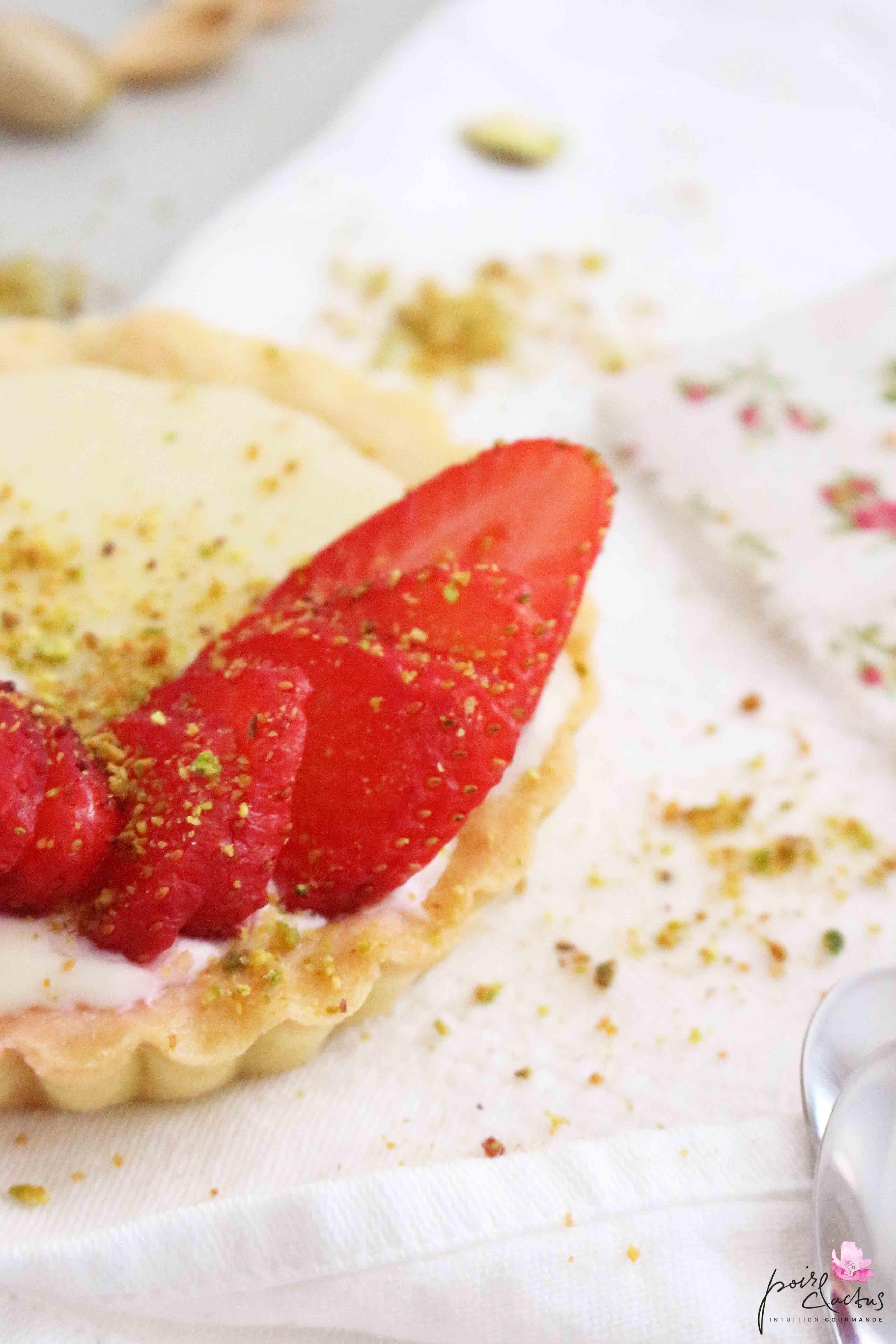 recette_tartelette_fraise_choco_blanc_poiretcactusVc