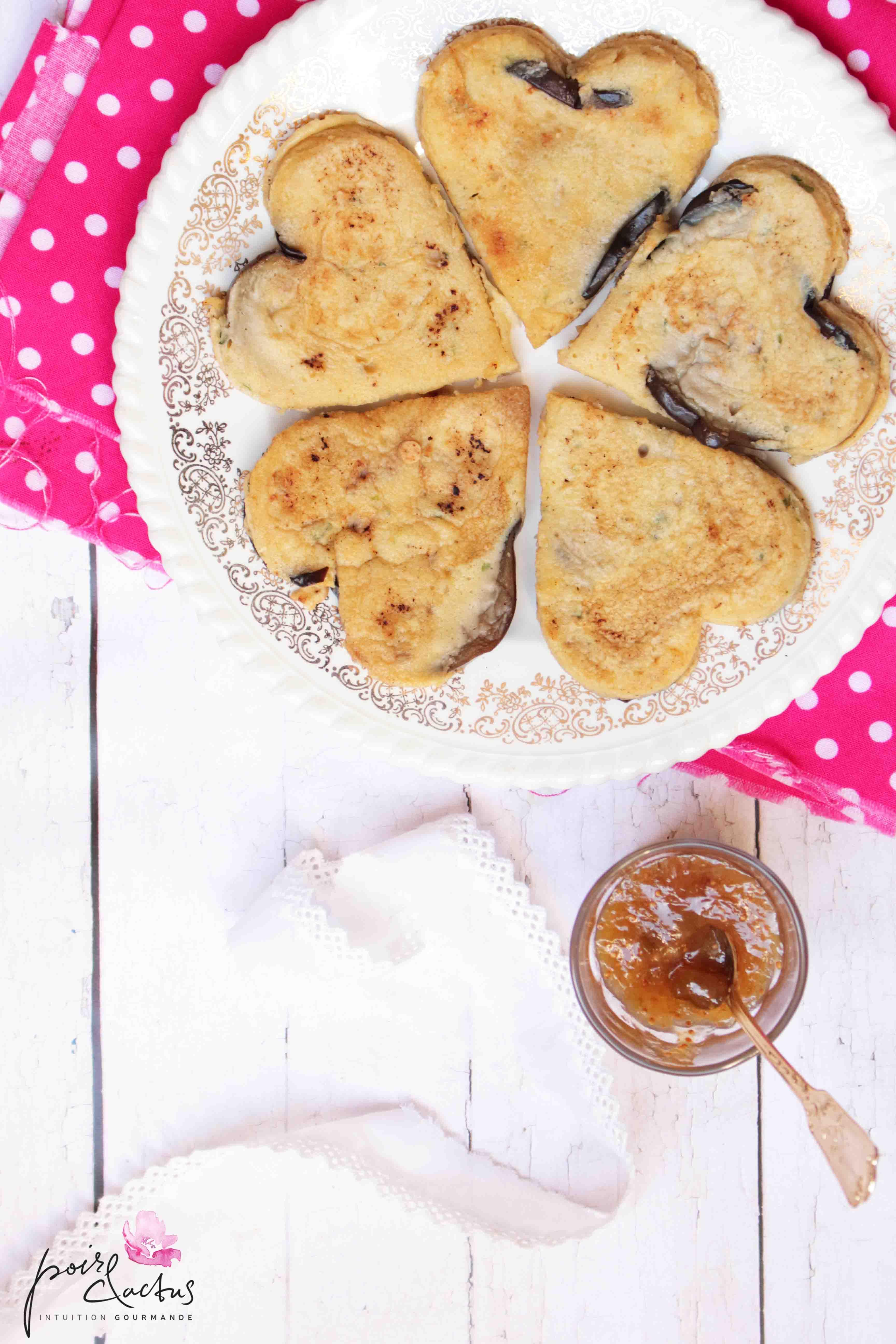 recette brunch omelette aubergines