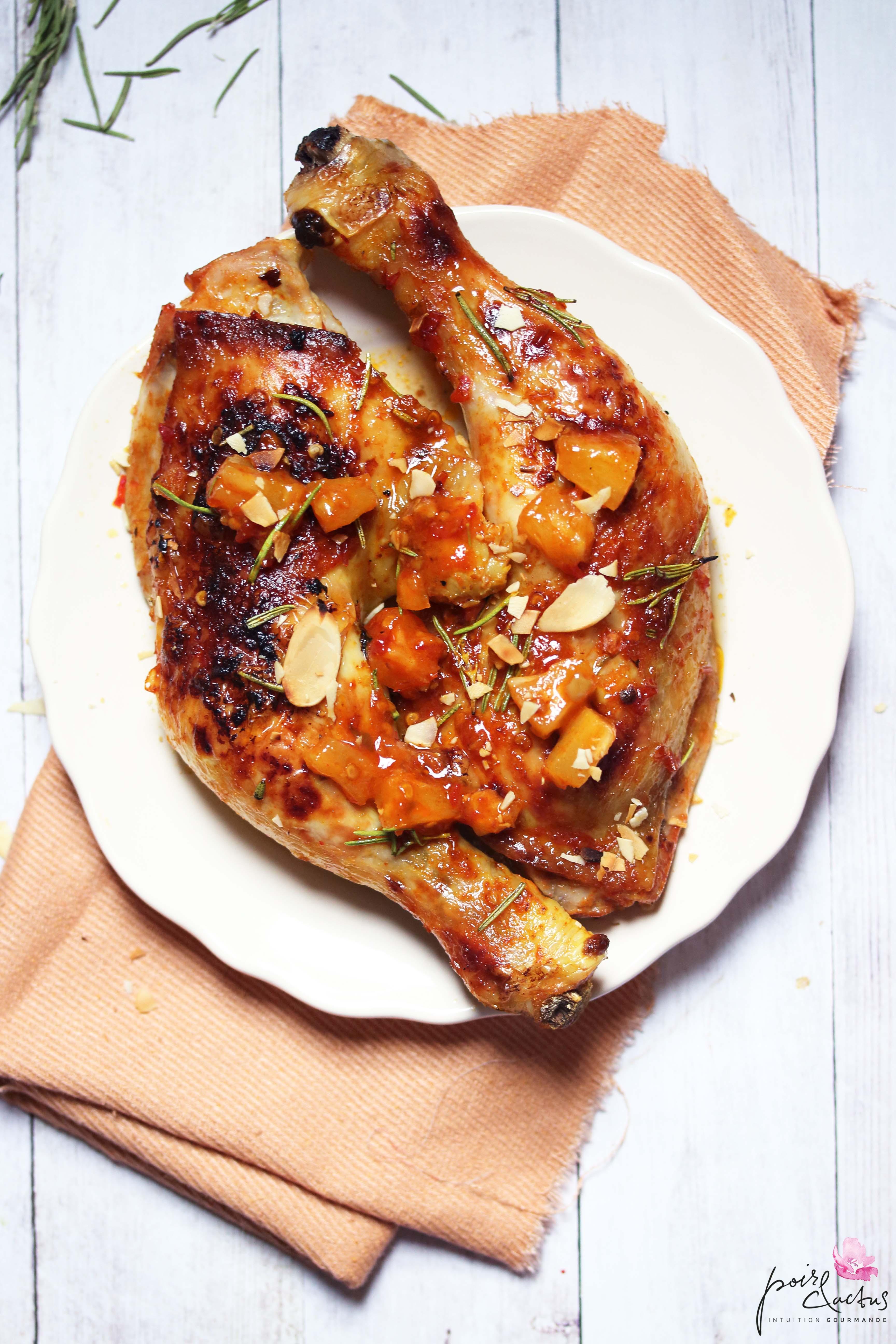recette_poulet_ananas_piment_poiretcactus1